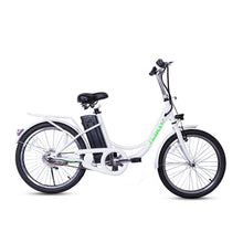 "Load image into Gallery viewer, Electric Bike - Nakto City Elegance 22"" Step-Thru 36V 250W"