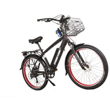 Load image into Gallery viewer, Electric Bike - X-Treme Laguna Beach Cruiser Electric Bike 48V 500W - BLACK