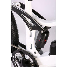 Load image into Gallery viewer, Electric Bike - X-Treme Sedona Step-Through Mountain Electric Bike 48V 500W - WHITE