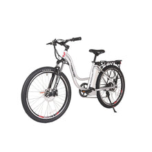 Load image into Gallery viewer, Electric Bike - X-Treme Trail Climber Elite Step Through Electric Bicycle - 24 Volt - ALUMINUM