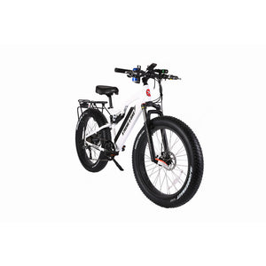 X-Treme Rocky Road 500W 48 Volt (10.4 or 17Ah) Fat Tire Electric Mountain Bicycle