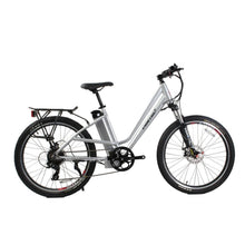 Load image into Gallery viewer, X-Treme Trail Climber Elite Step Through Electric Bicycle - 36 Volt, 350 Watts