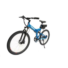 Load image into Gallery viewer, X-Treme XC-36 Electric 36 Volt Folding Mountain Bicycle - 350 Watts, 36V