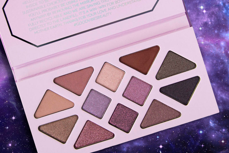 Aether Beauty Amethyst Crystal Palette - ECOLONE Beauty