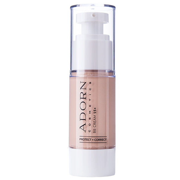Adorn Cosmetics Botanical BB Cream SPF 15+  - Light - ECOLONE Beauty