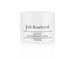 Josh Rosebrook Cacao Antioxidant Mask 1.5 oz - ECOLONE Beauty