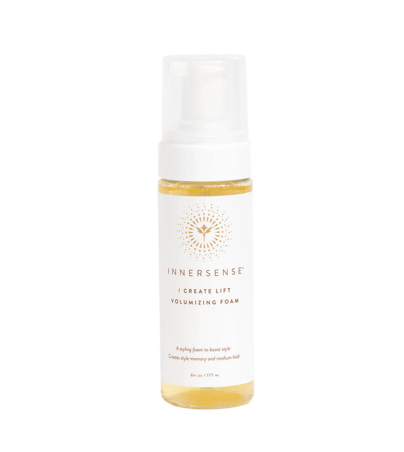 Innersense I Create Lift Volumizing Foam 6oz - ECOLONE Beauty