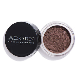 Adorn Cosmetics Loose Mineral Brow Dust Megan Dark - ECOLONE Beauty
