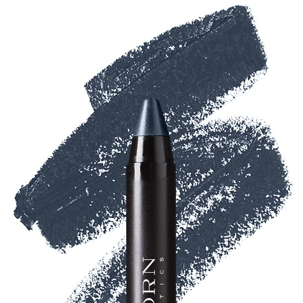 Adorn Cosmetics Mineral Eye Crayon-Saphire - ECOLONE Beauty