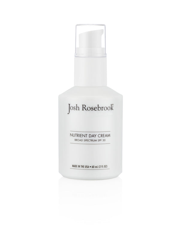 Josh Rosebrook Nutrient Day Cream 30 SPF 2oz - ECOLONE Beauty