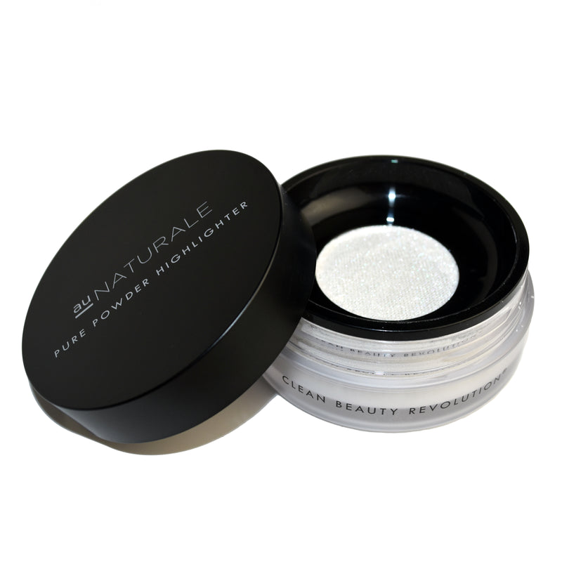 Au Naturale Cosmetics Pure Powder Highlighter Moondust - ECOLONE Beauty