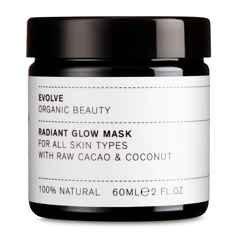 Evolve Organic Beauty Radiant Glow Mask - ECOLONE Beauty