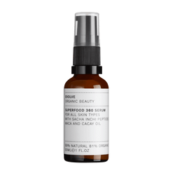 Evolve Organic Beauty Superfood  360  Serum.