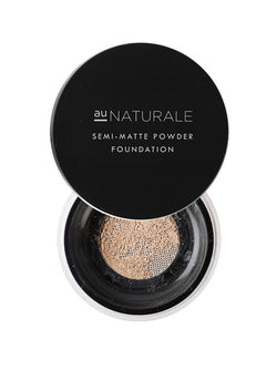 Au Naturale Semi-matte Powder Foundation Sand