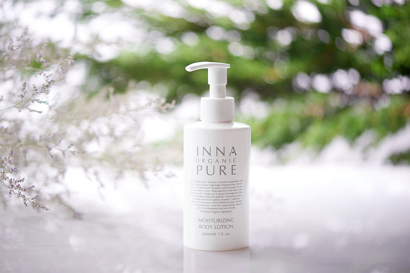 Inna Organic Pure Moisturizing Body Lotion - ECOLONE Beauty