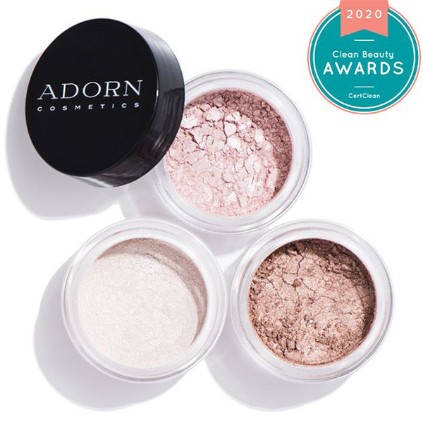 Adorn Cosmetics Loose Mineral Eye Shadow - Allure Shimmer