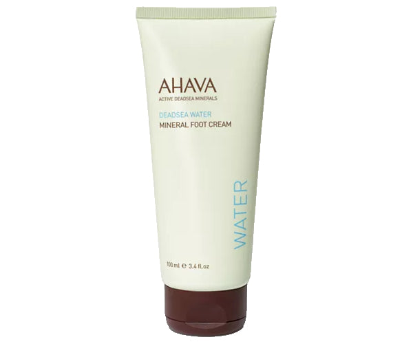 Ahava Mineral Foot Cream - ECOLONE Beauty