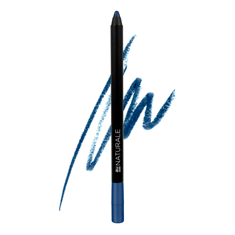 Au Naturale Swipe-on Essential Eye Pencil Deep Sea - ECOLONE Beauty