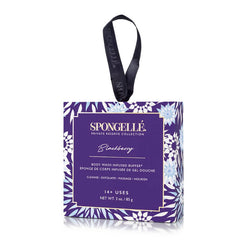 Spongelle Blackberry Boxed Flower - ECOLONE Beauty