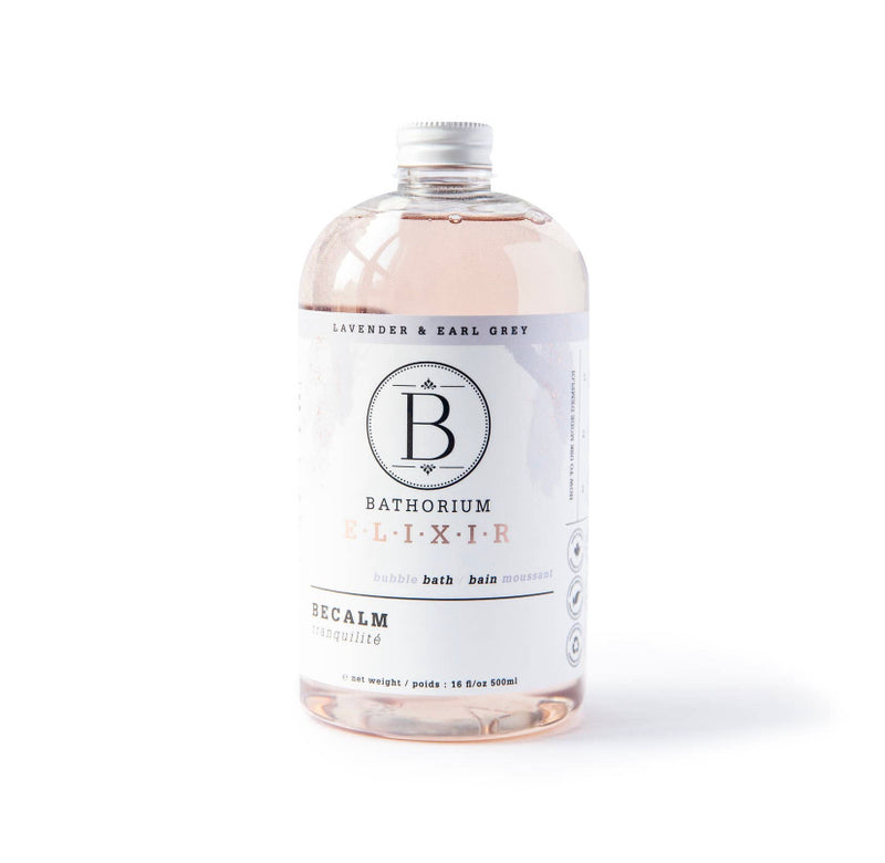 Bathorium BeCalm Bubble Elixir - ECOLONE Beauty
