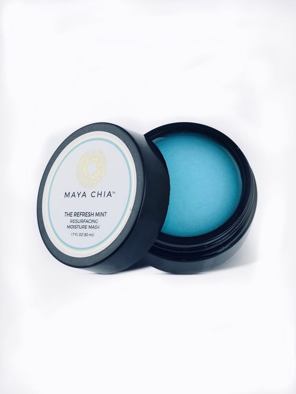 Maya Chia Refresh Mint Resurfacing Moisture Mask