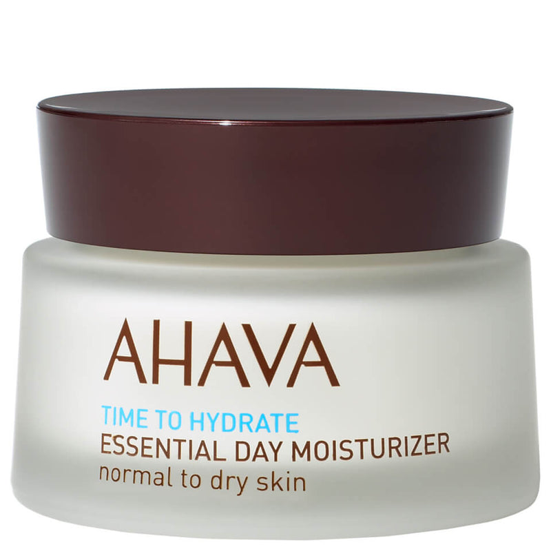 Ahava Essential Day Moisturizer Normal To Dry - ECOLONE Beauty