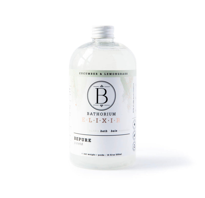 Bathorium BePure Bubbles Elixir.