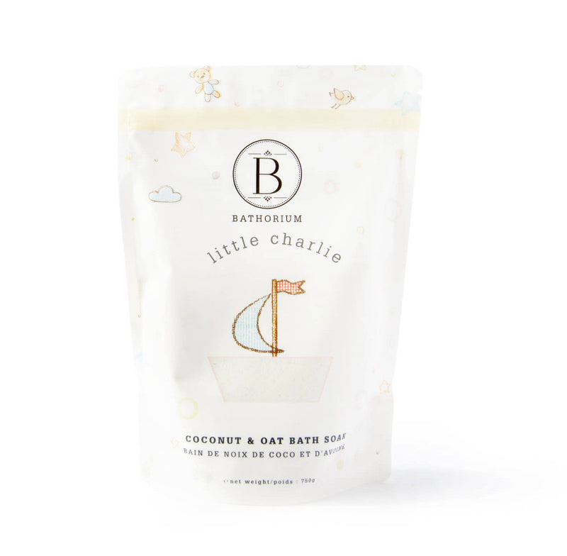 Bathorium Little Charlie Bath Soak - ECOLONE Beauty