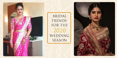 Bridal trends for the 2020 wedding season