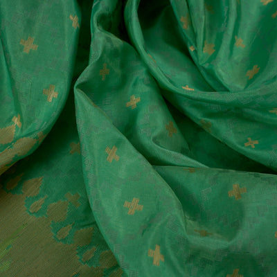 Banarsi Silk Saree - R1361