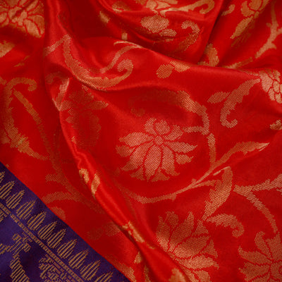 Banarsi Silk Saree -  R4348
