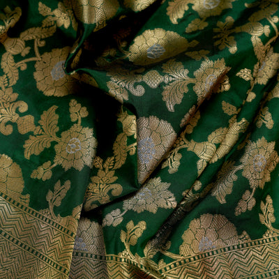 Banarsi Silk Saree - R4547