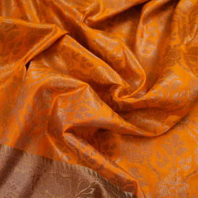 Banarsi Silk Saree - R4543