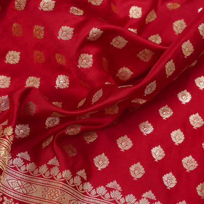Satin Silk Saree - R4485