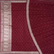 Banarsi Silk Saree - R4316