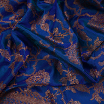Banarsi Silk Saree - R4558