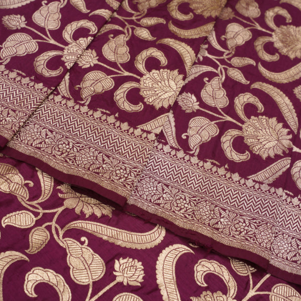 Banarsi Silk Saree -  R2098
