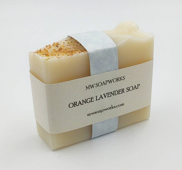 Orange Lavender Soap
