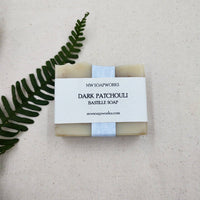 Dark Patchouli Bastille Bar Soap