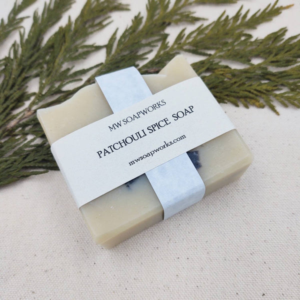 Patchouli Spice Soap