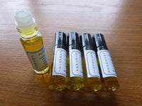 Natural Roll-On Perfume Oil