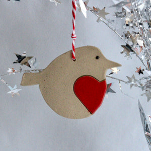 Robin Red Breast | Christmas Decoration