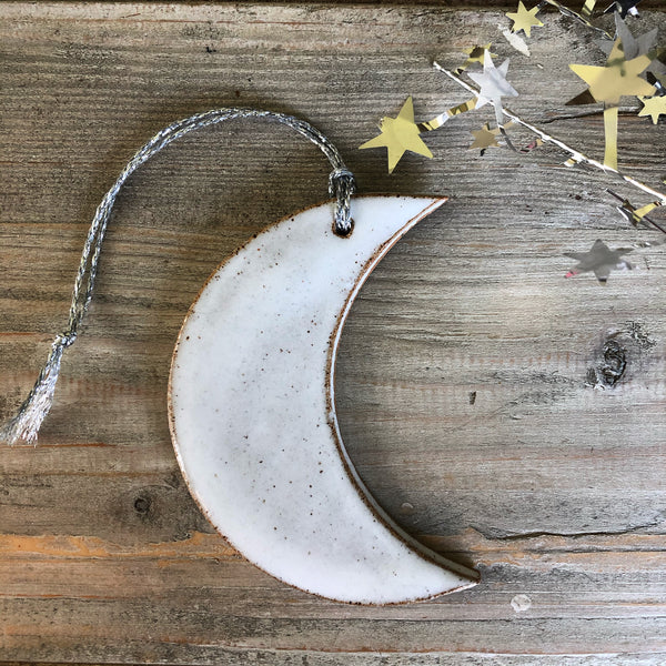 Crescent Moon | Christmas Decoration
