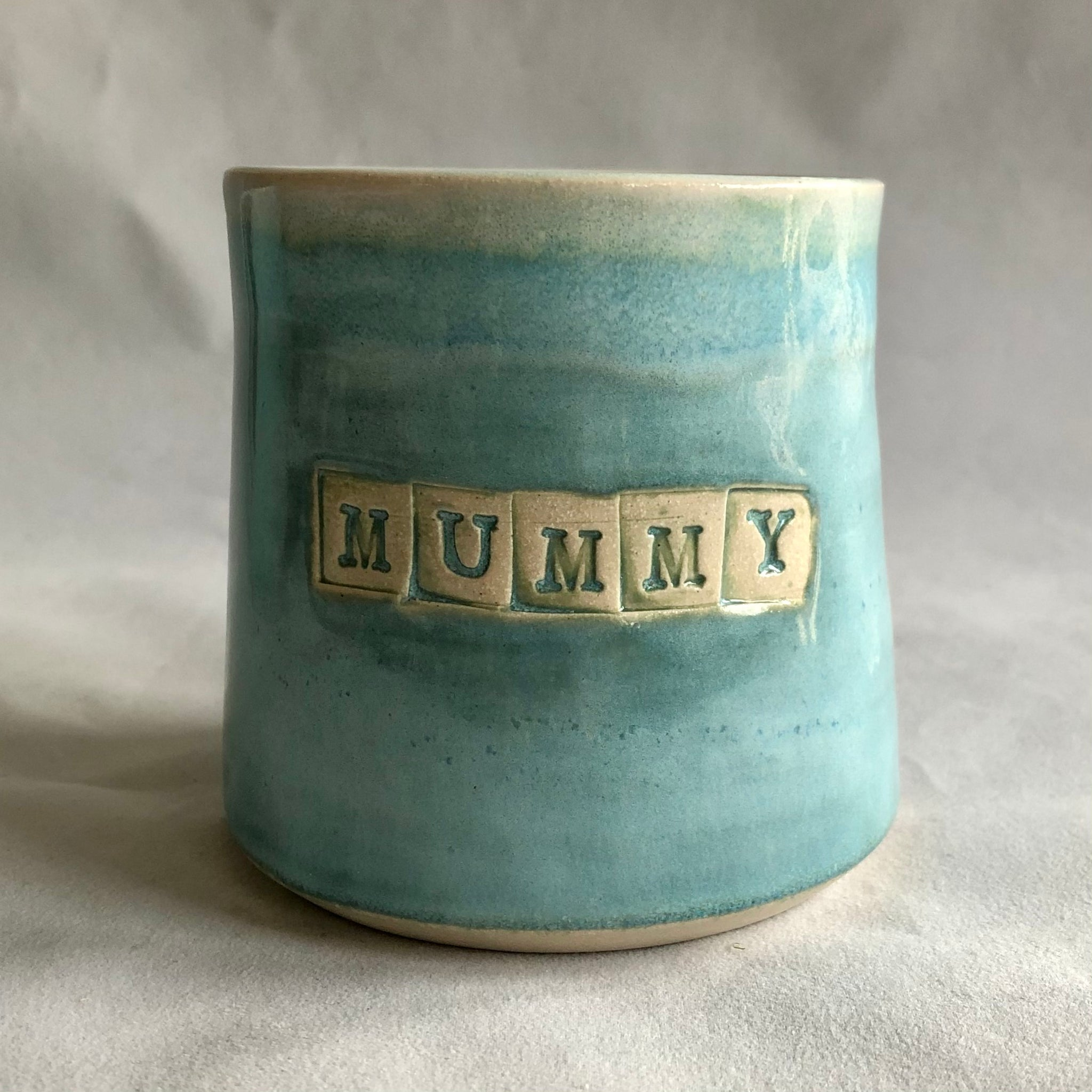 Mummy Pot | Glacier Lake Blue
