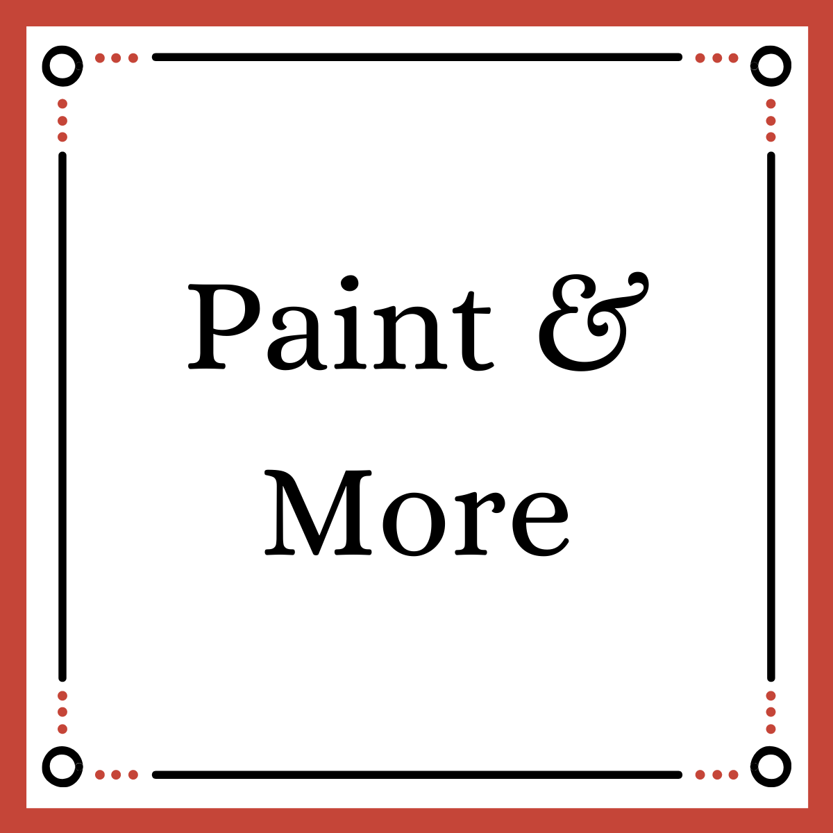 Paint & More