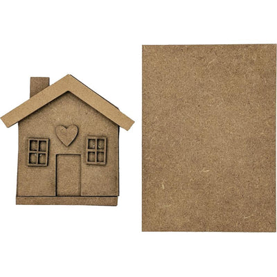 Foundations Decor Welcome Sign Kits - House