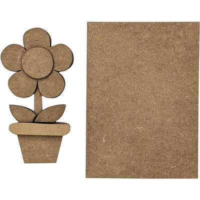 Foundations Decor Welcome Sign Kits - Flower