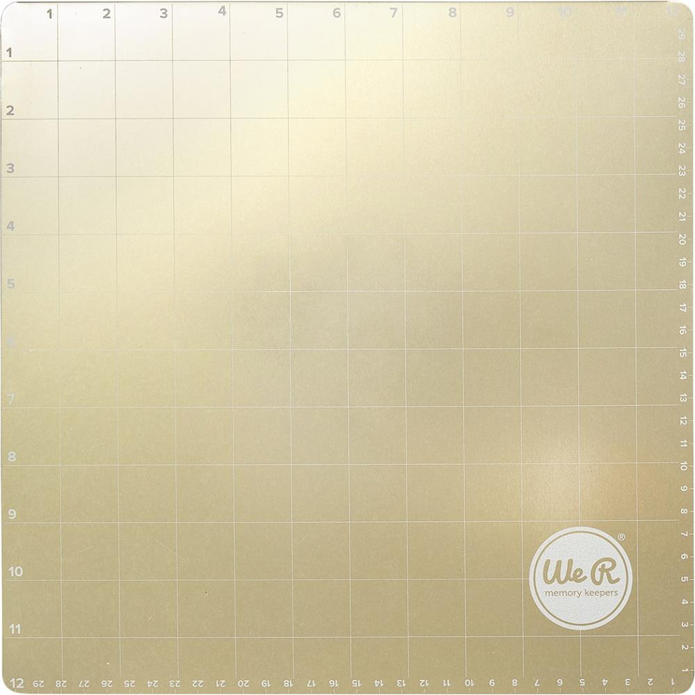 "We R Memory Keepers Foil Quill Magnetic Mat 12""X12"""