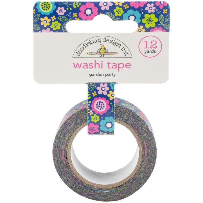 Doodlebug Washi Tape - Garden Party