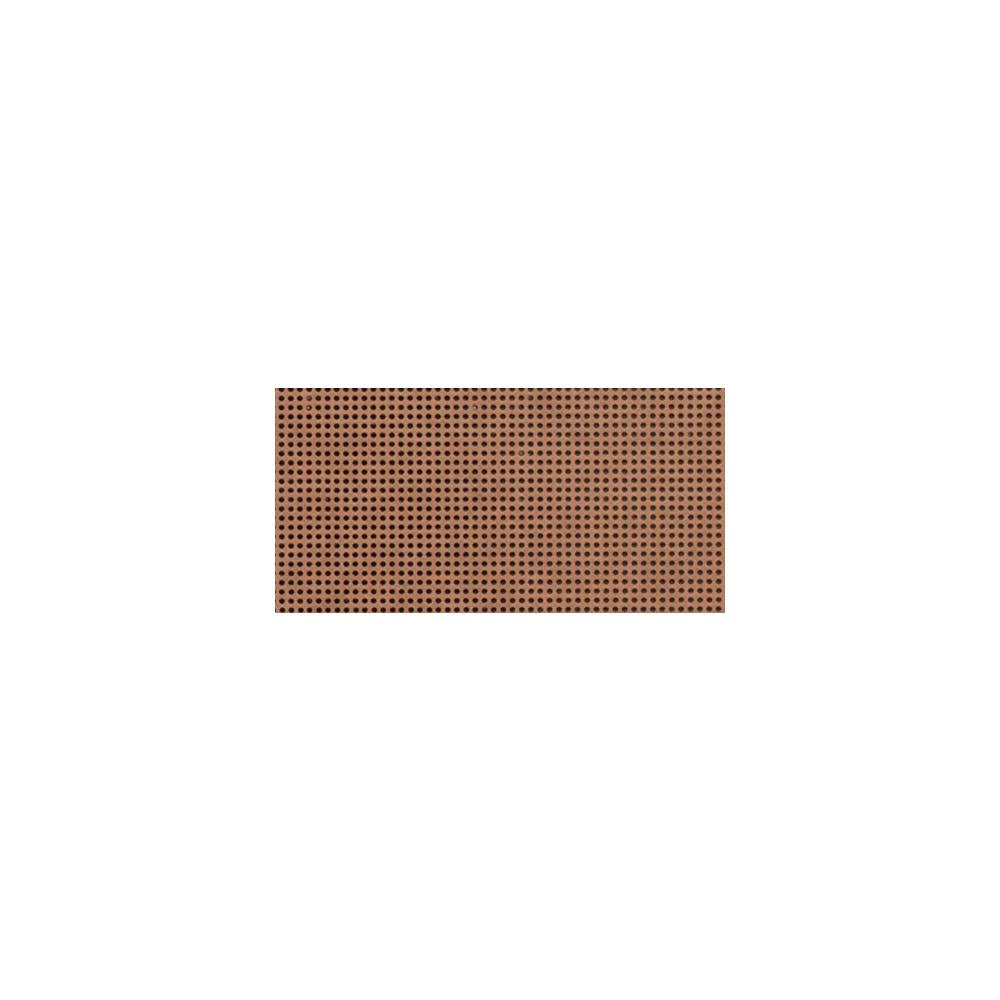 "Mill Hill Perforated Paper 14 Count 9""X12"" 2/Pkg - Antique Brown"